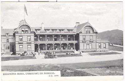 Rosapenna Hotel, Carrigart, Co. Donegal