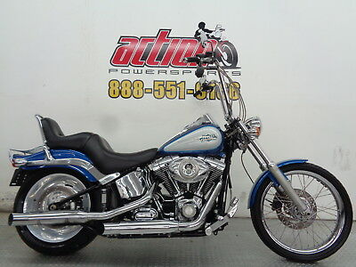 Harley Davidson Softail Custom  2010 Harley Davidson Softail Custom FXSTC 96 CI 6 speed financing shipping
