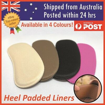 Shoe Heel Pads Liners Inserts Cushion Grip Padding Foam 1x 2x 3x Pairs