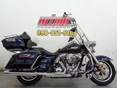 Harley Davidson Road King  2014 Harley Davidson Road King FLHR Tour Pack Touring Financing shipping