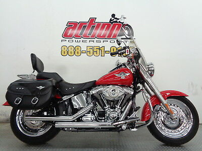 Harley Davidson Fat Boy  2011 Harley Davidson Fat Boy FLSTF Cruiser Financing shipping