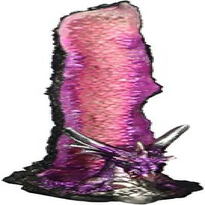 Smrt-10017769-Purple Dragon Geode Incense Stand