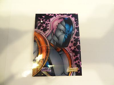 1995 Image Creators Universe Clearzone Chase Card!! # C3!!! LOOK!!!