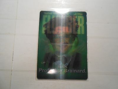 Flubber Lenticular Promotional Card!!! LOOK!!! Great Buy!!! Robin Williams!!!