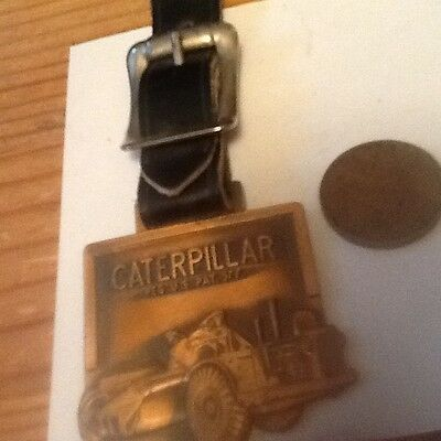 Vintage Pocket Watch Fob as shown CAT.... lot 30A