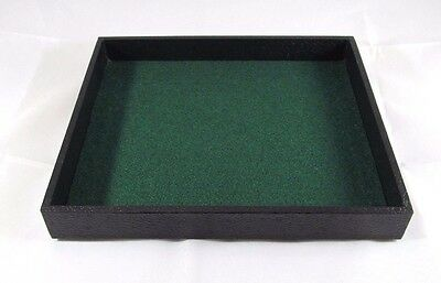 GMT Columbia Games Axis & Allies Avalon Hill RISK GREEN WARGAMER'S DICE TRAY New