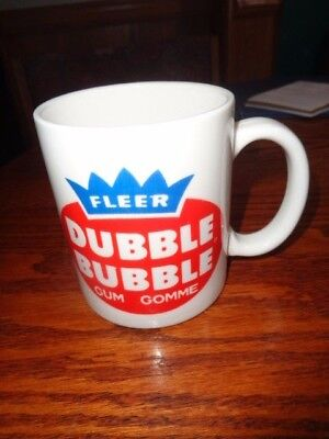 Dubble Bubble Gum Mug - Fleer
