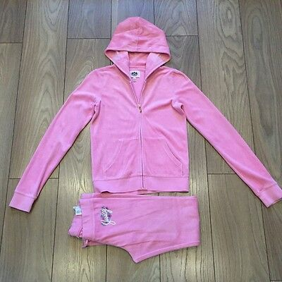 Girls Juicy Couture Pink XL Tracksuit