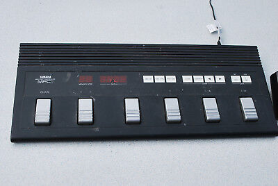 YAMAHA MFC1 Midi Foot Controller MIDI PEDAL Made in Japan FX500 FX550
