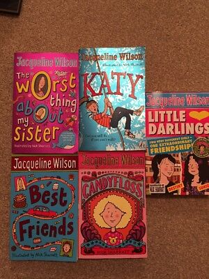 Jacqueline Wilson 5 Book Selection