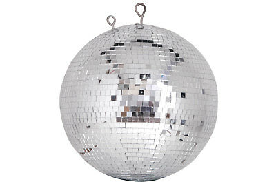 Professional mirror ball 10mm x 10mm tiles - 40cmØ