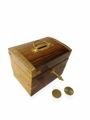 Haunted Key To Wealth Box, What Your Put In You Get Back 100 Folds. Not Doll!