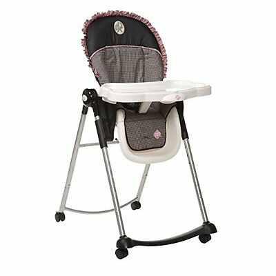 Safety 1st AdapTable High Chair, Eiffel Rose  Safety 1st