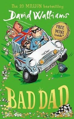 Bad Dad by David Walliams Hardcover BRAND NEW BESTSELLER CHILDREN'S BOOK KIDS