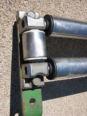 Hannay Hose Reel Roller Guides New Bearings Mounting Bracket Assembly 9939-1066