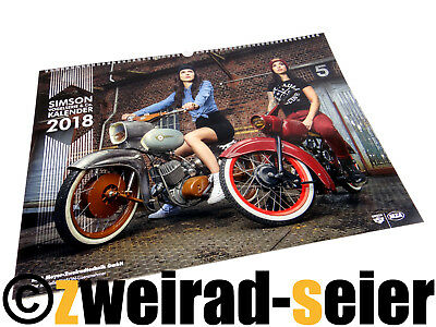 Calendar 2018 - Thema: Bird Series & Co Colour Printing, Simson