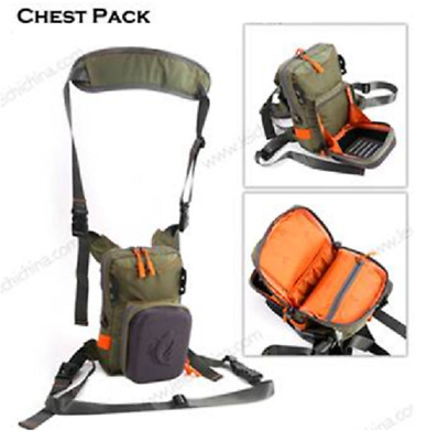 Chest Pack Belly Pack , Fishing,kayaking,hiking,biking,walking,hunting,