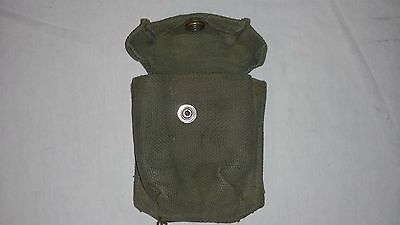 Post WW2 WWII Canadian Pattern 51 Compass Case Pouch