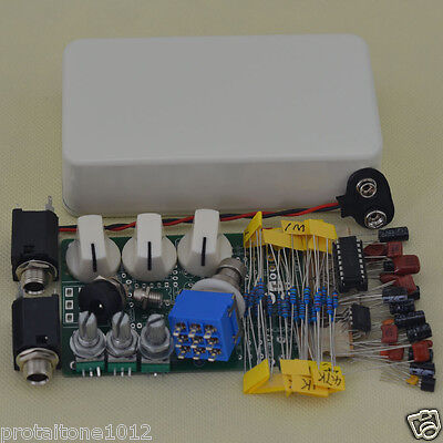 DIY Delay-1 Pedal All Kits Delay Guitar Effects  Pedal Kit free shipping