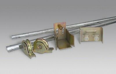 Sliding Door Gate Hardware Kit
