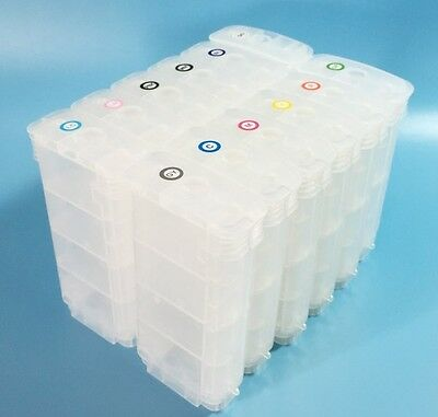 130ml*12pcs HP70 refillable ink cartridge with ARC for HP DesignJet Z3100 Z3200