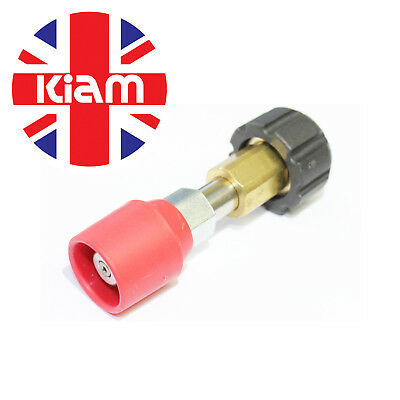 Pressure Washer Nozzle & Protector for Karcher HDS Select Angle + Size (020-090)