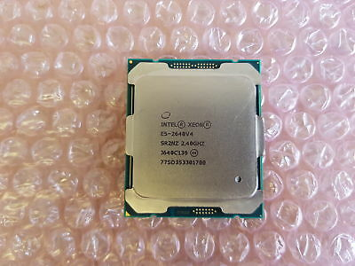 Intel Xeon E5-2640 v4 2.4GHz (3.4Ghz) 10 Ten Core CPU Processor SR2NZ LGA2011