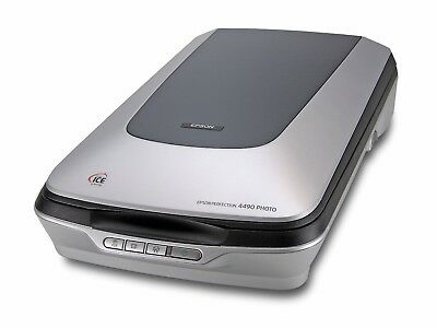 Scanner Epson Perfection 4490 Office
