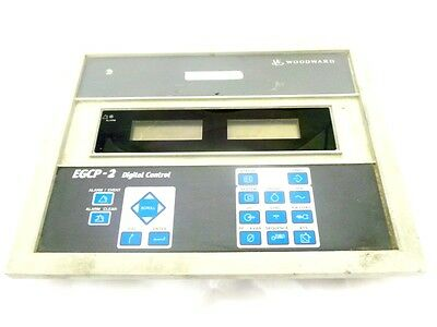 Woodward 8406-120 Egcp-2 Digital Control