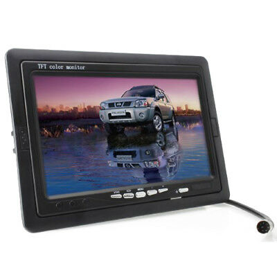 7 inch TFT LCD Digital Car Rear View Monitor with Rear View Camera combo T8C5