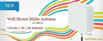 4G LTE Pro Outdoor Antenna with 5m Cable for Telekom/ Vodafone/ O2/ A1/