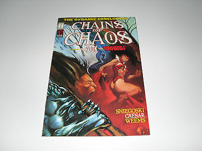 Chains Of Chaos 3 Of 3:  VFN-