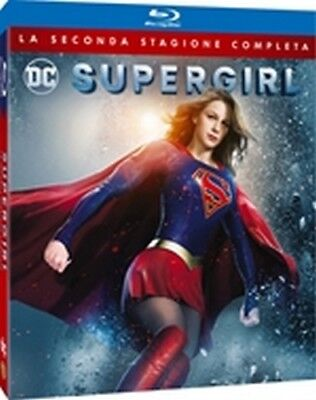Supergirl - Stagione 2 (4 Blu-Ray Disc) - ITALIANO ORIGINALE SIGILLATO -