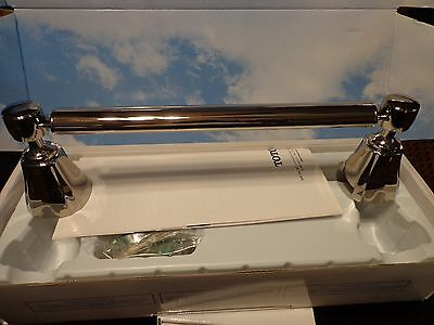 Toto YC970#PN Guinevere 10-Inch Towel Bar, Polished Nickel