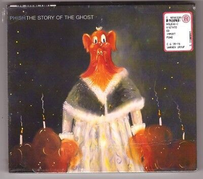 Phish - The Story Of The Ghost Cd Nuovo Sigillato