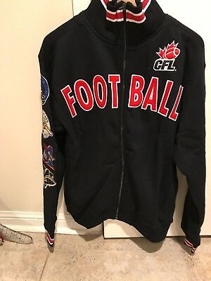 CFL All Teams Jacket! Brand New With Tags Size Large