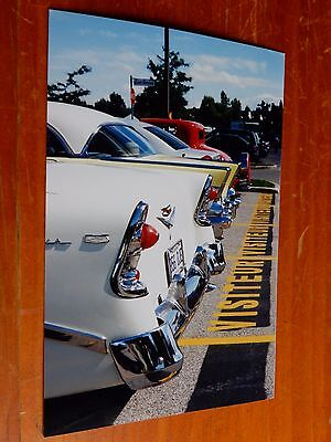 Photo 1956 Chevy Bel Air With 1957 In St Hyacinthe Qc 2000