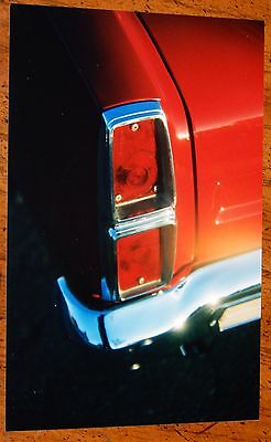 Photo 1967 Acadian Invader 2 Dr Post In Montreal In 2001 - Canadian Nova