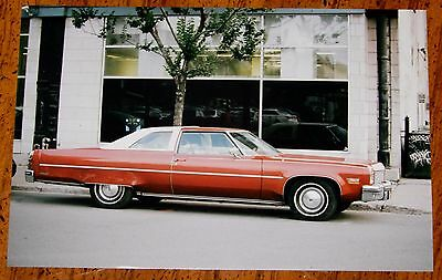 Photo 1975 Oldsmobile 98 Coupe In Montreal In 2012 - Vintage Olds