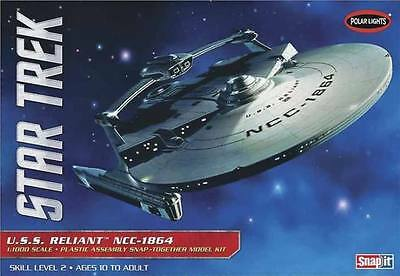 POL906 1/1000   Star Trek USS Reliant NCC-1864 Snap Kit