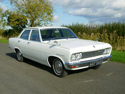 1966 Vauxhall PC Cresta Deluxe. Beautiful Car Ready To Show.