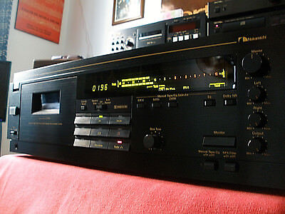Nakamichi CR-5A 3 head stereo cassette deck, serviced