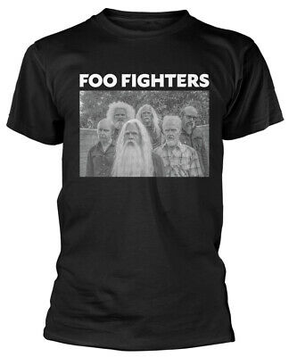 Foo Fighters 'Old Band' T-Shirt - NEW & OFFICIAL!