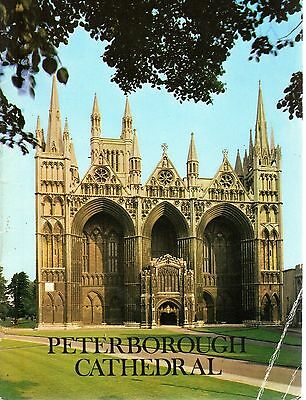 Guide To Peterborough Cathedral 20134