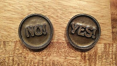 Yes/No Coin