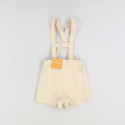 Shorts color Beige marca Gocco 18 Meses