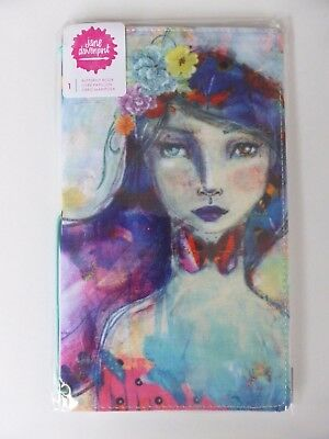 *NEW* Jane Davenport 'BUTTERFLY BOOK' (Butterfly Girl) Book Cover