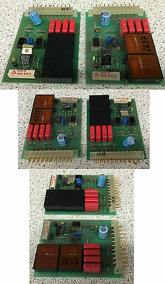 Grecon Relay Card 208-8 Lot of 2