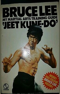 Bruce lee, my training guide  in jeet kune do magazine. 2 available.