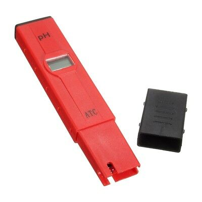Water Tester Meter PH Meter Digital LCD Aquarium Hydroponics Spa Pool R2U3